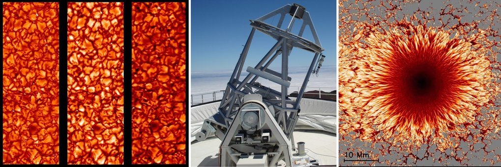 "Research Groups of the department ""Sun and Heliosphere"""