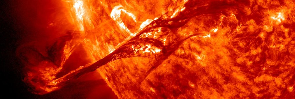 Research in solar physics in the Department Sun and Heliosphere.
