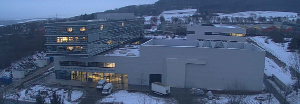 Max Planck Institute for Solar System Research. New building on Göttingen Campus, Germany.