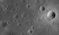The lunar crust: a planetary science topic studied by the research group interested in surfaces of terrestrial planets and Earth's Moon.