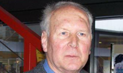 Obituary for Dr. Helmut Rosenbauer