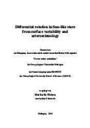 Dissertation_2016_Martin Bo Nielsen