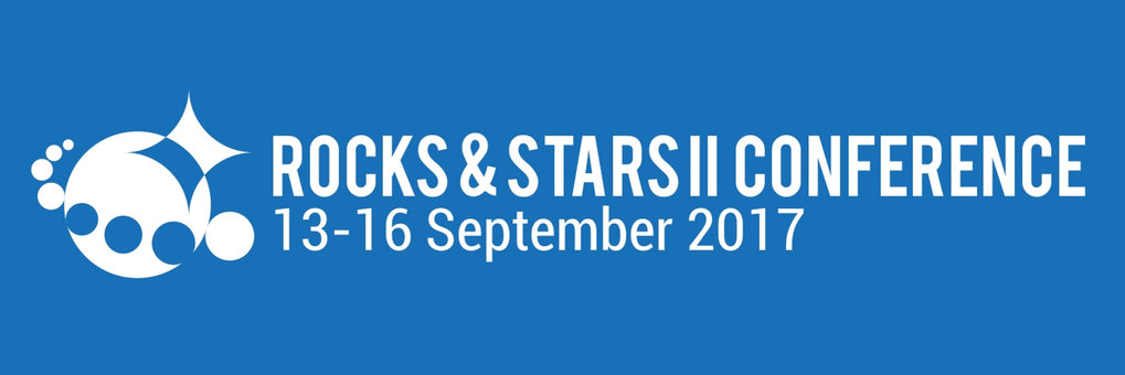 Rocks and Stars Conference 2017
