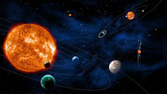 The planet-hunting and asteroseismology space mission PLATO  will search for planets around several hundred thousands of stars. The radii, masses, and ages of many thousands of planetary systems will be precisely determined. The goal is to find habitable worlds and even Earth twins.