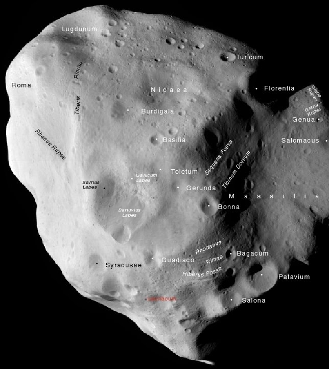 Primal rock in spaceLutetia is a real fossil: several areas of the asteroid's surface are around 3.6 billion years old and thus some of the oldest in the planetary system. These findings have been obtained by scientists headed by the MPS. The team has evaluated images which the Rosetta space probe recorded during its fly-by of Lutetia in July 2010.