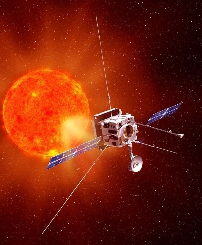 In 2017 the space probe Solar Orbiter is expected to start its journey to the Sun. The probe will approach our central star closer than any other mission before.