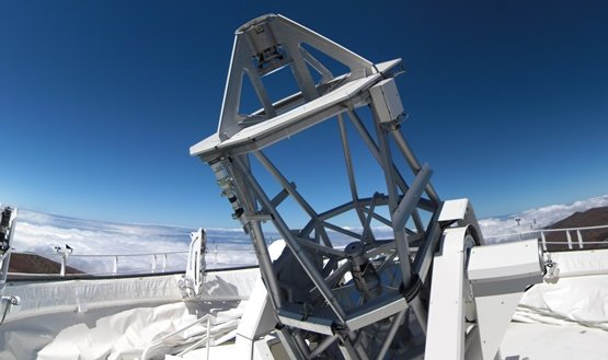 GREGOR is a solar telescope operated since 2012 on Tenerife by a consortium of German institutes (KIS, AIP, MPS). With its aperture of 1.5m it is one of the largest solar telescopes worldwide. GREGOR allows  observations of the solar photosphere and chromosphere in the visible and infrared range with an unprecedented quality and resolution.