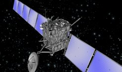 <strong>ESA-Mission Rosetta vor dem Start</strong>