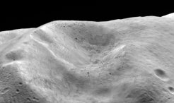 Asteroid Surfaces