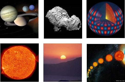 MPI Solar System Research Pages