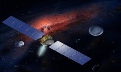 Only less than three months and approximately 1.2 million kilometers still separate NASA's space probe Dawn from its first destination: the asteroid Vesta that circles the Sun within the so-called asteroid belt beyond the orbit of Mars. The mission has now reached its official approach phase. The camera operations are run by scientists and engineers from the MPS.