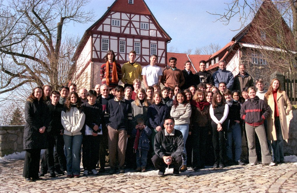 IMPRS Retreat 2004