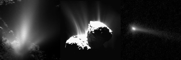 Activity of Comets and Asteroids