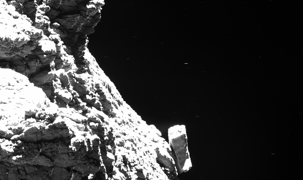 All images taken by the scientific camera system OSIRIS during Rosetta's twelve-year mission to comet 67P/Churyumov-Gerasimenko are now publicly available.