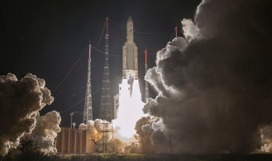 BepiColombo: Successful Launch